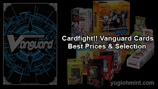 Cardfight Vanguard Trading Cards - Singles Booster Packs Cardfight Vanguard Cards