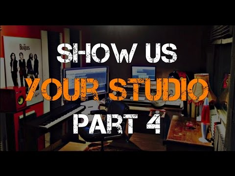 Show Us Your Studio Part 4 - Warren Huart: Produce Like A Pro