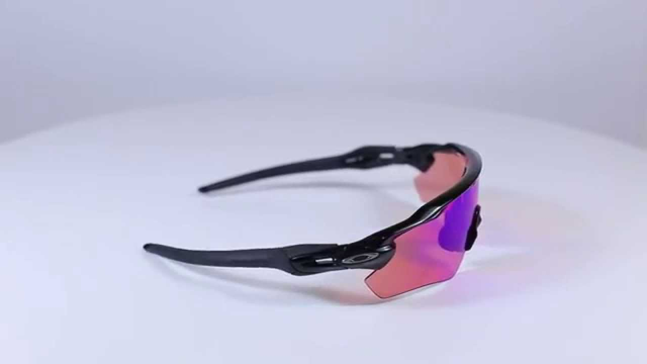 oakley radar ev path prizm polarized black