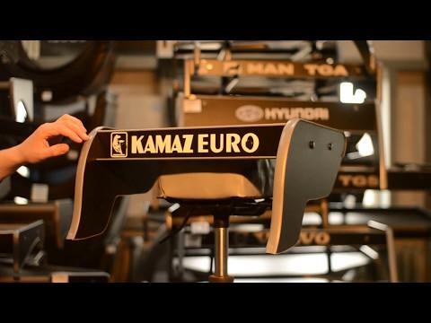 Стол | полка в кабину КАМАЗ ЕВРО малый