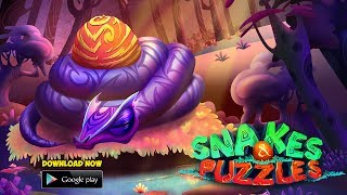 Snakes & Puzzles Gameplay Video 720p