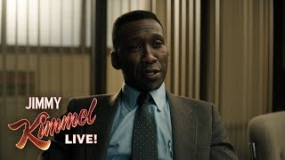 Mahershala Ali on True Detective
