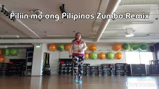 Zumba Choreography -Piliin mo ang Pilipinas By Angeline Quinto (Remix)
