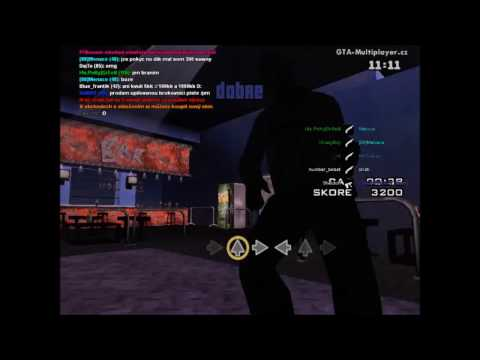 GTA Samp - Lets Dance with Tomasek1995 HD 720p