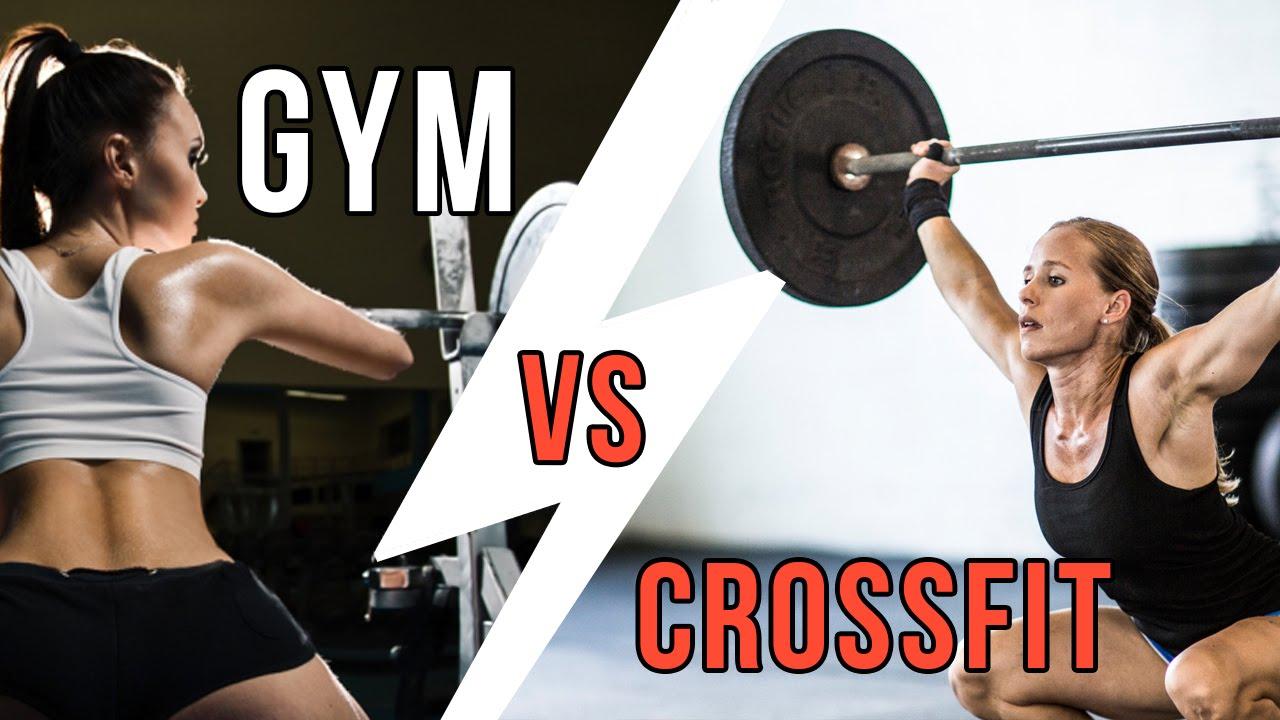 Crossfit versus gym youtube