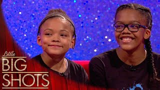 B-Girls Amaze The Audience With Their Break Dancing | Little Big Shots