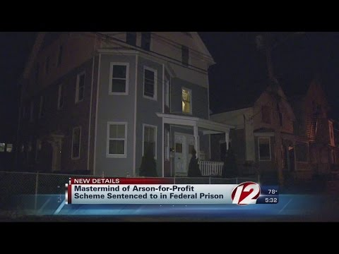 Man Sentenced in Arson-For-Hire Scheme
