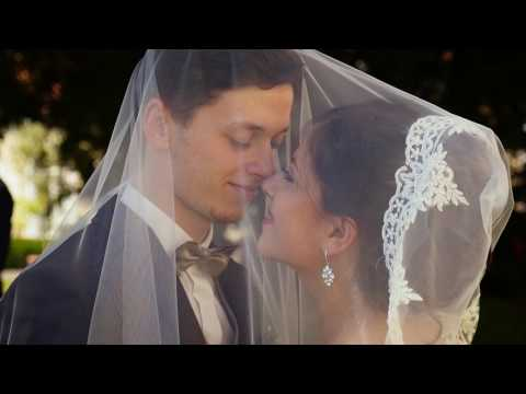 Greta & Christian - Fotoshootingclip - DJI Phantom Drohne  - Hochzeitsfilm Leipzig / CINE EMOTION
