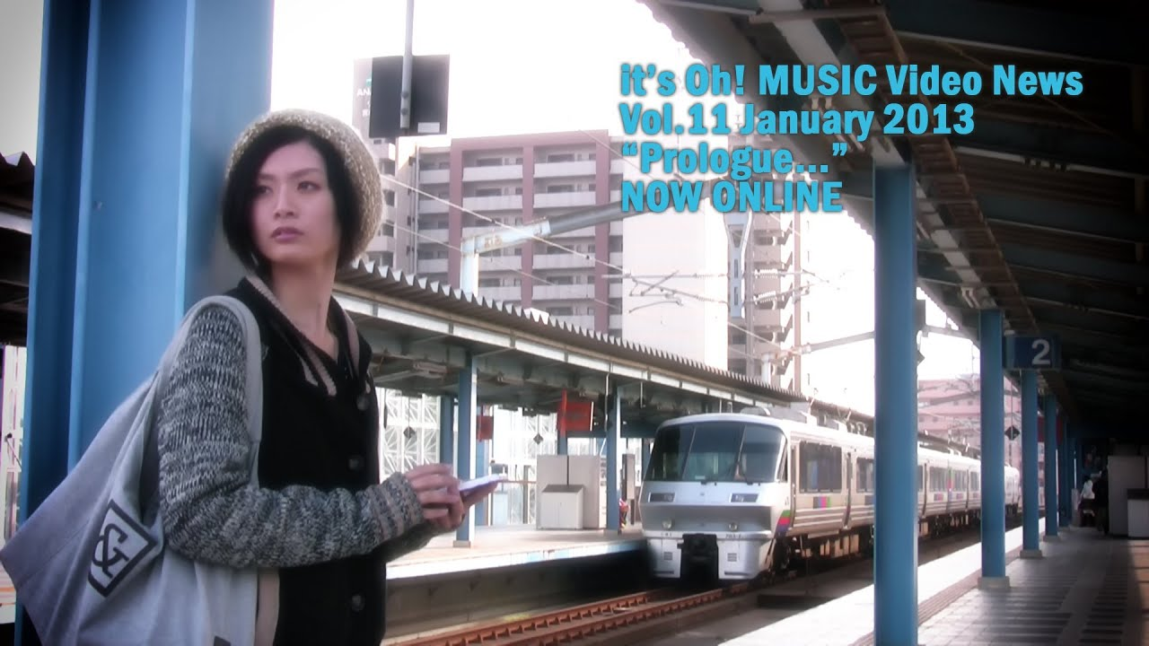 it's Oh! MUSIC Video News Vol.11 January 2013