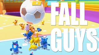 【FALL GUYS】#2 このゲームでも伝説が残せるのか!!!【がち芋】※絶叫に付き音量注意