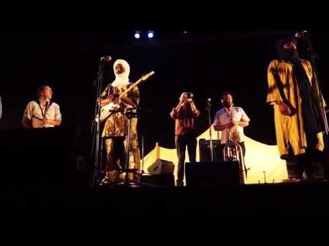Imidiwen - Live #2 - Institut Français - Bobo Dioulasso - Burkina Faso