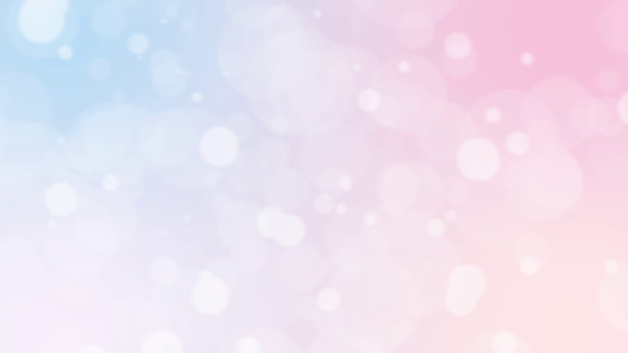 Bokeh hd background video 30s pastel gradient youtube - Pastel background hd ...