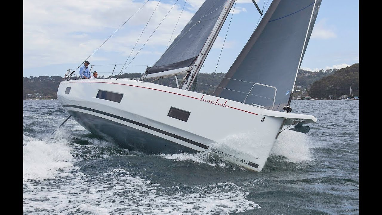 Sailing The New Beneteau Oceanis 46 1