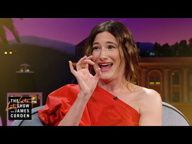 Kathryn Hahn's Daughter Is Training a Dwarf Teddy Bear Hamster