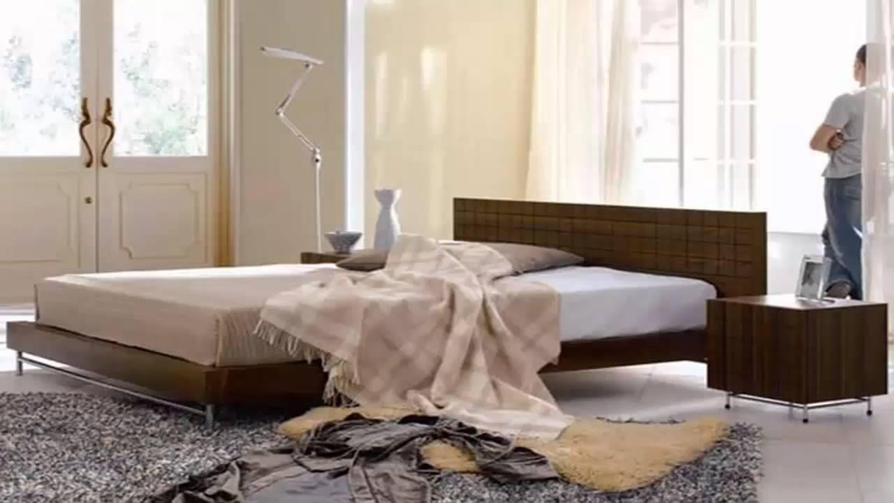 De nieuwste modellen en ontwerpen slaapkamers Bedden - YouTube