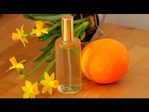 DIY Natural Body Spray!