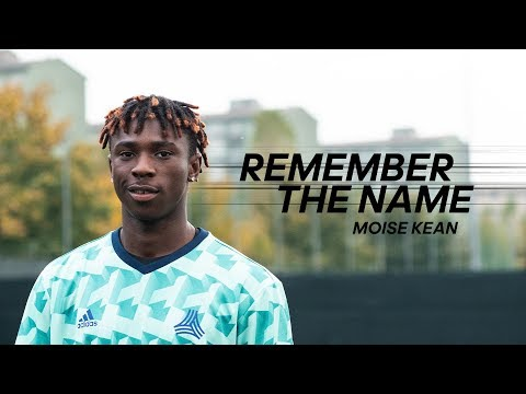 Moise Kean is Everton's Latest Star | Remember The Name | The Players' Tribune