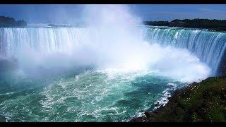 Канада 542: Репортаж из города Ниагара Фоллз (Онтарио). Водопад Ниагара