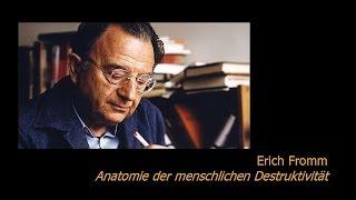 Erich Fromm - Anatomie der menschlichen Destruktivität (Fragen an den Autor, 1974)