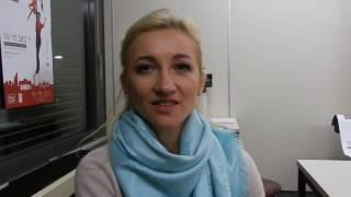 Алена Савченко Фигурное катание Интервью