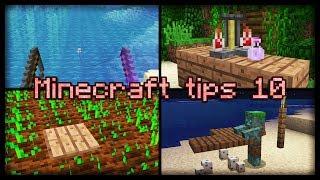 Các mẹo hữu ích trong minecraft mà bạn nên biết - Phần 10