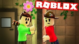 I'M LOCKED UP WITH AMBO IN ROBLOX