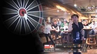 【ダーツ】うねり 09初夏 星野光正vs 岩永美保(後半) thumbnail