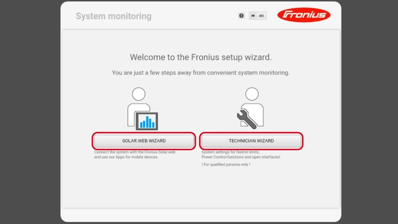 System-Monitoring with Fronius Datamanager 2 0