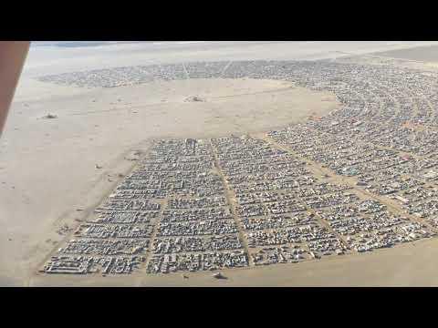 Robot Hearth Burning Man 2917 part III
