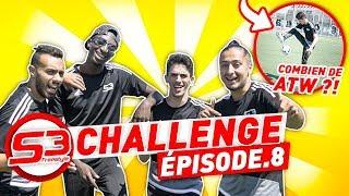 S3 Challenge épisode 8 | Hani vs Moss vs Trafalgar !