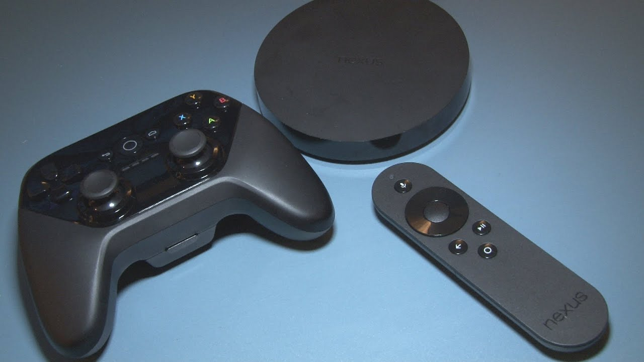 google nexus player enfin un bo tier android tv qui. Black Bedroom Furniture Sets. Home Design Ideas