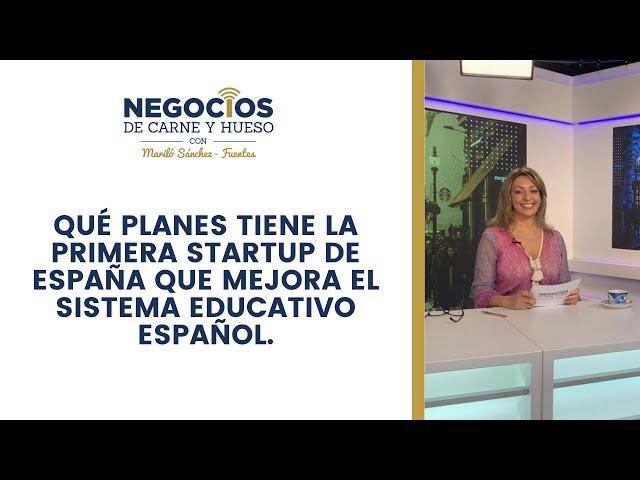 Descubre la primera aceleradora de startups de educación de España.