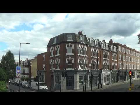(FRV) London General Route 14: Russell Square - Putney Heath | WHV121