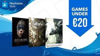 Παιχνίδια κάτω από 20€ στο PS Store | Προτάσεις Αγοράς