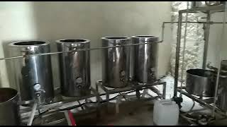 Microfactory of Used Cooking Oil (UCO) based biodiesel - Beli Jelantah(2)