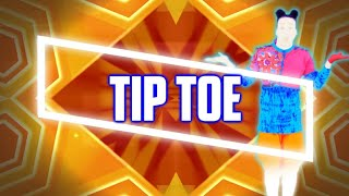 Just Dance   Tip Toe by Jason Derulo & French Montana   Fanmade Mashup