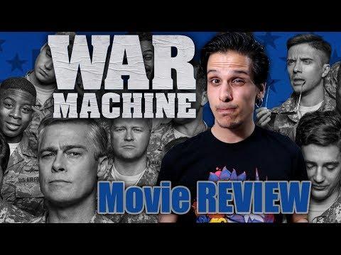 War Machine (Netflix Original) - Movie REVIEW