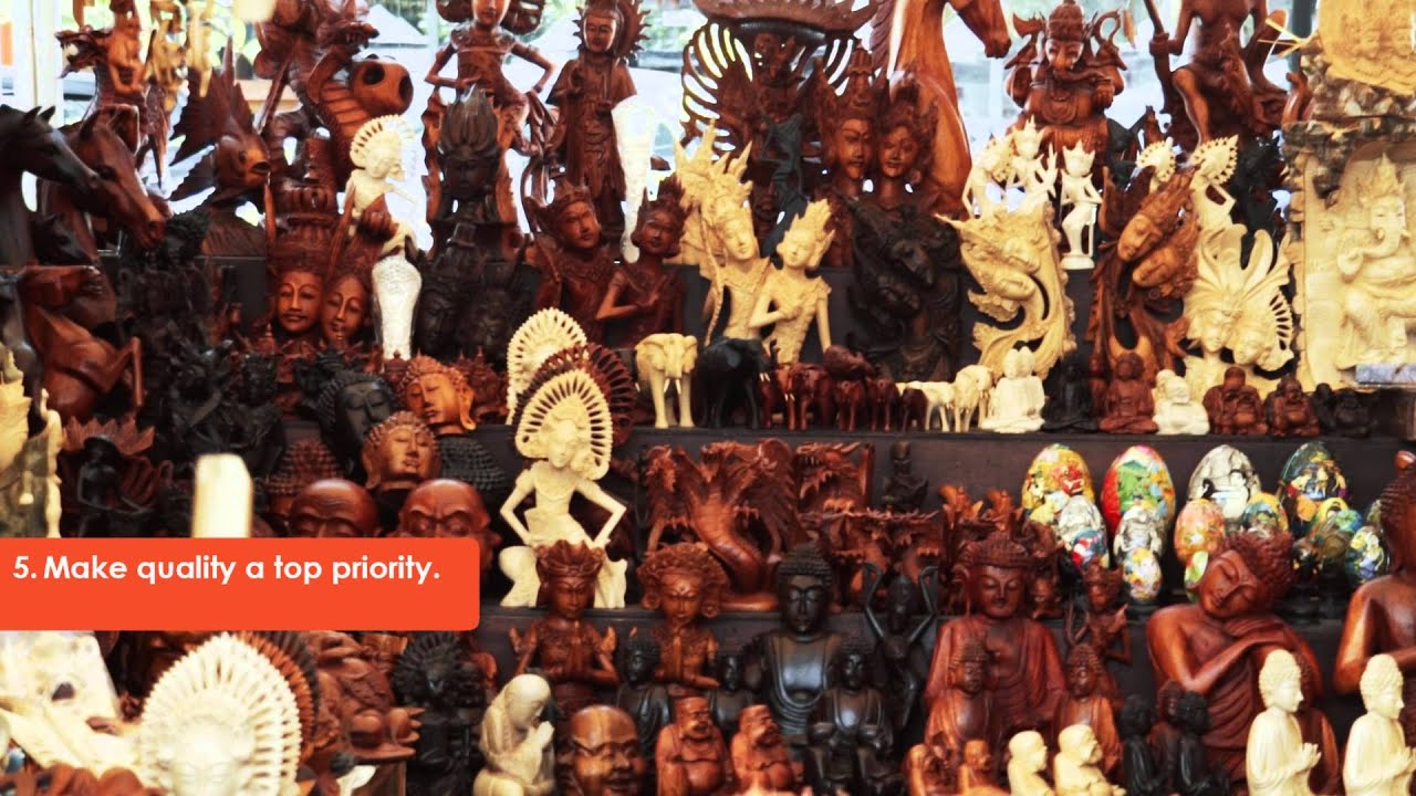 Ten Things You Need To Know To Run A Handicraft Business Youtube