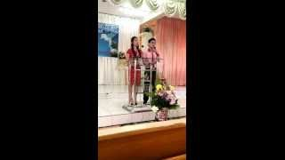 without love we have nothing duet by michelle joy agtang and jeremy laguda
