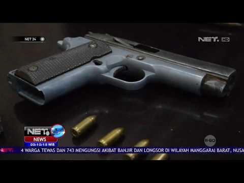 Polisi Sita Senjata Api Milik 2 Kelompok Bersenjata di Aceh Timur NET24