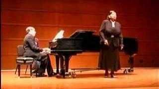 Hear Ye, Israel (Elijah) / Felix Mendelssohn