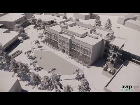 Point Loma High School Flythrough