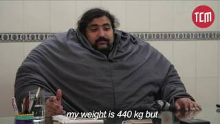 The Biggest Man in the World from Pakistan/ Mind blowing Vid Must See Full HD 1080p
