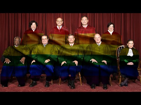 Supreme Court Delivers Death Blow To Anti-Gay Bigots