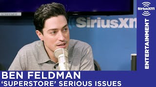 Ben Feldman on 'Superstore' Covering Serious Issues