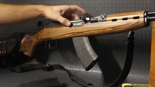 SKS drop free bolt mod HOW TO ZRUS