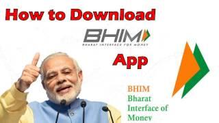 How to Use BHIM application   What is BHIM Application   New App Bhim