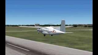 Nord 262e modélisation avec Gmax pour FS2004 - Barneybigard