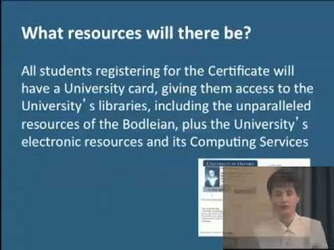 Virtual Open Event: Certificate of Higher Education
