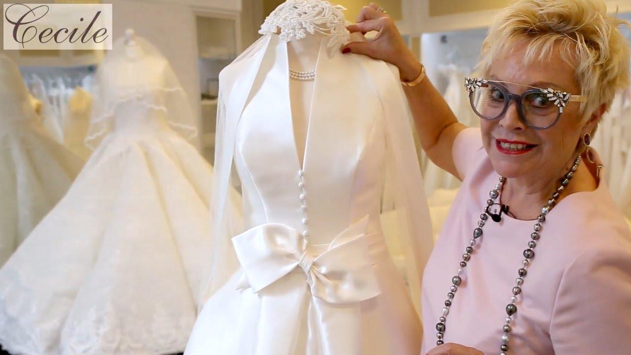 Heiratet Wie Ein Filmstar Elegantes Brautkleid Im Grace Kelly Stil